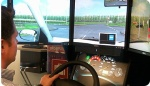 Simulator bij de ANWB
