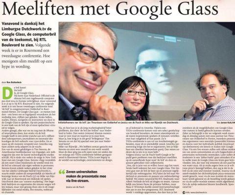 DLGoogleGlass