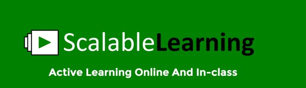 scalablelearning